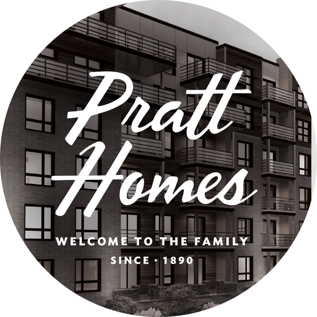 pratt homes barrie home builder logo